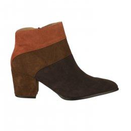 Boots femme - EMILIE KARSTON - Marron