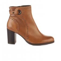 Boots femme - REGARDE LE CIEL - Naturel