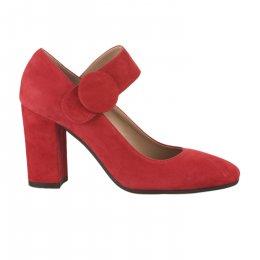 Escarpins femme - STYME - Rouge