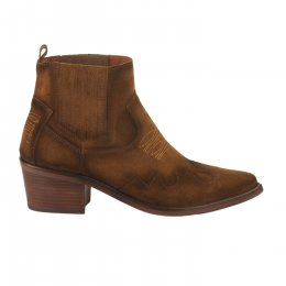 Boots femme - JHONNY BULLS - Naturel