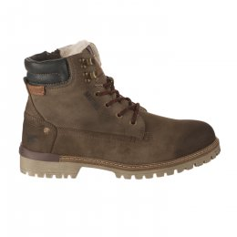 Bottines homme - MUSTANG - Marron