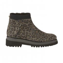Boots femme - REGARD - Leopard