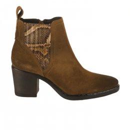 Boots femme - LA VIE EST BELLE - Naturel