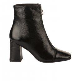 Boots femme - MIGLIO - Noir verni