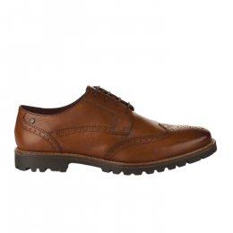 Chaussures à lacets homme - BASE LONDON - Naturel