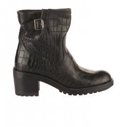 Boots femme - FELMINI - Noir