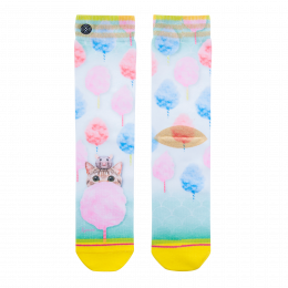 Chaussettes femme - XPOOOS - Multicolore