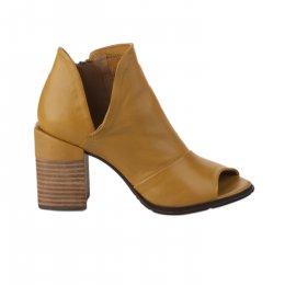 Nu pieds femme - FEMME  PLUS - Jaune