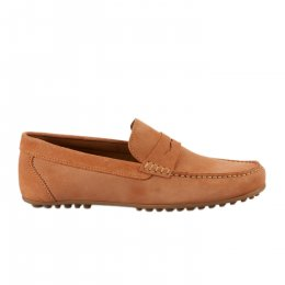 Mocassins homme - MOC'S - Orange