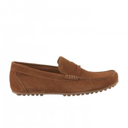 Mocassins homme - MOC'S - Naturel
