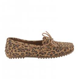 Mocassins femme - MOC'S - Leopard
