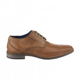 Chaussures à lacets homme - BUGATTI - Beige