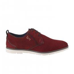 Chaussures à lacets homme - BUGATTI - Rouge