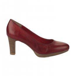 Escarpins femme - TAMARIS - Rouge