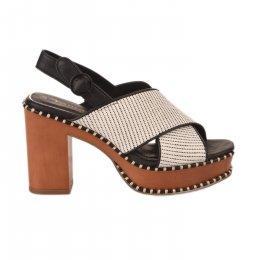 Nu pieds femme - TAMARIS - Blanc