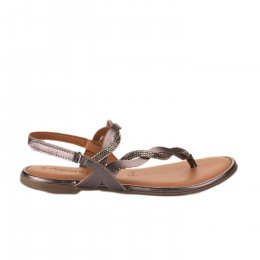 Nu pieds femme - TAMARIS - Gris anthracite