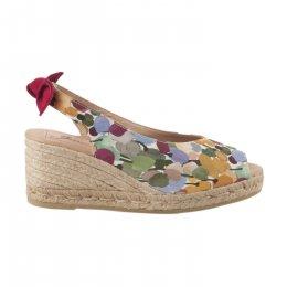 Espadrilles femme - GAIMO - Multicolore