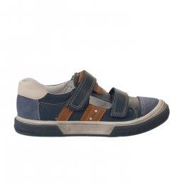 Chaussures à lacets garçon - FéTéLACé - Bleu