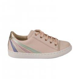 Baskets fille - SHOO POM - Rose