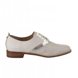 Chaussures à lacets femme - EMILIE KARSTON - Blanc