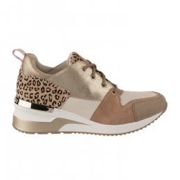Baskets mode femme - MAM'ZELLE - Rose