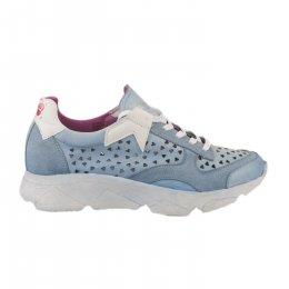 Baskets mode femme - FELMINI - Bleu