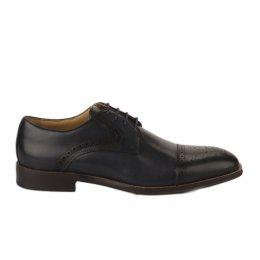 Chaussures à lacets homme - STEPTRONIC - Bleu marine