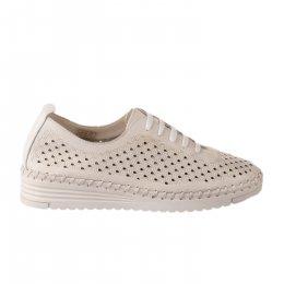 Baskets mode femme - BLUE ROSE - Blanc