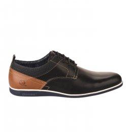 Chaussures à lacets homme - JOOZE - Bleu marine