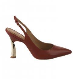Escarpins femme - STYME - Terracotta