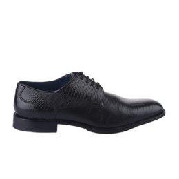 Chaussures à lacets homme - DANIEL HECHTER - Noir