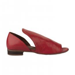 Nu pieds femme - BUENO - Rouge