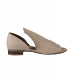 Nu pieds femme - BUENO - Beige