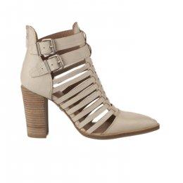 Boots femme - BRONX - Beige