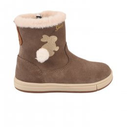 Bottes fille - GEOX - Taupe