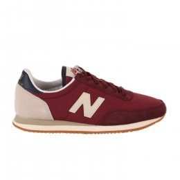 Baskets fille - NEW BALANCE - Rouge