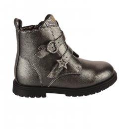 Boots fille - ASSO - Gris
