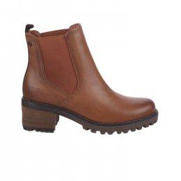Boots femme - CARMELA - Camel