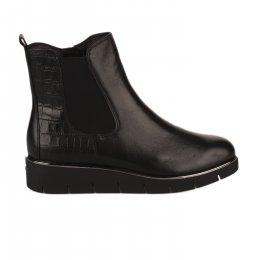 Boots femme - CAPRICE - Noir