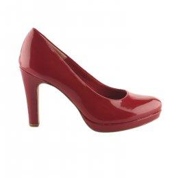 Escarpins femme - TAMARIS - Rouge vernis
