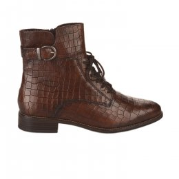 Bottines femme - TAMARIS - Marron fonce