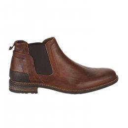 Boots homme - BULLBOXER - Marron fonce