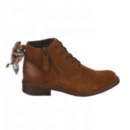 Boots femme - MIGLIO - Camel