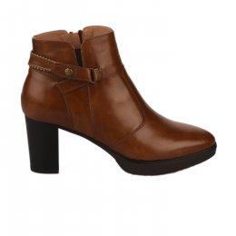 Boots femme - NEROGIARDINI - Naturel