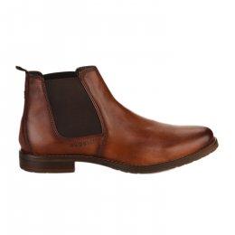 Boots homme - BUGATTI - Marron cognac