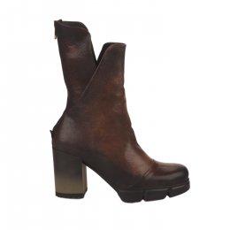Boots femme - PAPUCEI - Marron