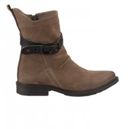 Boots femme - BUENO - Camel