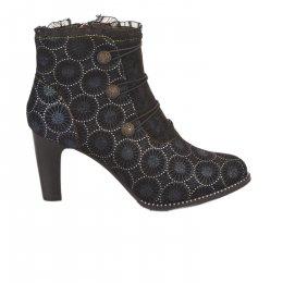 Boots femme - LAURA VITA - Bleu