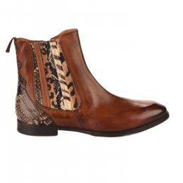 Boots femme - MELVIN & HALMILTON - Marron