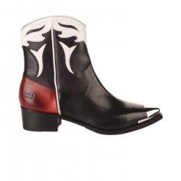 Boots femme - MELVIN & HALMILTON - Noir